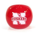 Sculpted Nebraska Salt N Pepper Shakers Nebraska Cornhuskers, Nebraska  Kitchen & Glassware, Huskers  Kitchen & Glassware, Nebraska  Game Room & Big Red Room, Huskers  Game Room & Big Red Room, Nebraska  Tailgating, Huskers  Tailgating, Nebraska Sculpted Nebraska Salt N Pepper Shakers, Huskers Sculpted Nebraska Salt N Pepper Shakers