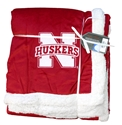 Sherpa Husker Throw Nebraska Cornhuskers, Nebraska  Comfy Stuff, Huskers  Comfy Stuff, Nebraska  Tailgating, Huskers  Tailgating, Nebraska  Bedroom & Bathroom, Huskers  Bedroom & Bathroom, Nebraska Sherpa Husker Throw, Huskers Sherpa Husker Throw