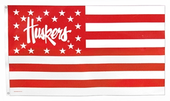 Stars N Stripes Huskers Flag Nebraska Cornhuskers, Nebraska  Flags & Windsocks, Huskers  Flags & Windsocks, Nebraska  Flags & Windsocks, Huskers  Flags & Windsocks, Nebraska Stars N Stripes Huskers Flag, Huskers Stars N Stripes Huskers Flag