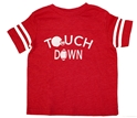 TD Striped Ash Tee Nebraska Cornhuskers, Nebraska  Childrens, Huskers  Childrens, Nebraska TD Striped Ash Tee, Huskers TD Striped Ash Tee