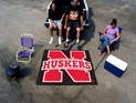 Tailgater Mat Nebraska Cornhuskers, Nebraska  Game Room & Big Red Room, Huskers  Game Room & Big Red Room, Nebraska  Office Den & Entry, Huskers  Office Den & Entry, Nebraska  Bedroom & Bathroom, Huskers  Bedroom & Bathroom, Nebraska  Tailgating , Huskers  Tailgating , Nebraska Tailgater, Huskers Tailgater