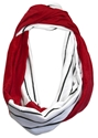 Team Color Blacked Loop Infinity Scarf Nebraska Cornhuskers, Nebraska  Ladies Accessories, Huskers  Ladies Accessories, Nebraska  Ladies, Huskers  Ladies, Nebraska Team Color Blacked Loop Infinity Scarf, Huskers Team Color Blacked Loop Infinity Scarf