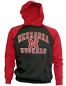 Titan Pullover Black and Red Youth Hoodie Nebraska Cornhuskers, Nebraska  Youth, Huskers  Youth, Nebraska  Kids, Huskers  Kids, Nebraska  Hoodies, Huskers  Hoodies, Nebraska Titan Pullover Black and Red Hoodie, Huskers Titan Pullover Black and Red Hoodie