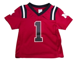 Toddler Boys Husker Football Jersey Nebraska Cornhuskers, Nebraska  Childrens, Huskers  Childrens, Nebraska  Kids Jerseys, Huskers  Kids Jerseys, Nebraska Toddler Boys Husker Football Jersey, Huskers Toddler Boys Husker Football Jersey