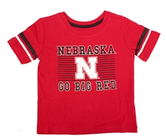 Toddler Husker Qualifier Tee Nebraska Cornhuskers, Nebraska  Infant, Huskers  Infant, Nebraska  Kids, Huskers  Kids, Nebraska Toddler Red Qualifier SS Tee Col, Huskers Toddler Red Qualifier SS Tee Col