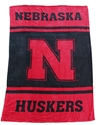 Ultrasoft Cornhusker Blanket Nebraska Cornhuskers, Nebraska  Baseball, Huskers  Baseball, Nebraska  Basketball, Huskers  Basketball, Nebraska  Other Sports, Huskers  Other Sports, Nebraska  Tailgating, Huskers  Tailgating, Nebraska  Bedroom & Bathroom, Huskers  Bedroom & Bathroom, Nebraska Ultrasoft Cornhusker Blanket, Huskers Ultrasoft Cornhusker Blanket