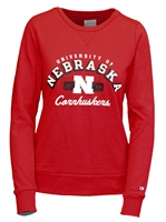 University of Nebraska Cornhuskers Champion Crew Nebraska Cornhuskers, Nebraska  Ladies Sweatshirts, Huskers  Ladies Sweatshirts, Nebraska  Ladies Tops, Huskers  Ladies Tops, Nebraska  Ladies, Huskers  Ladies, Nebraska  Crew, Huskers  Crew, Nebraska University of Nebraska Cornhuskers Champion Crew, Huskers University of Nebraska Cornhuskers Champion Crew