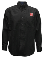 Vantage Mens Twill Dress Shirt Nebraska Cornhuskers, Nebraska  Mens Polos, Huskers  Mens Polos, Nebraska Polos, Huskers Polos, Nebraska Vantage Mens Twill Dress Shirt, Huskers Vantage Mens Twill Dress Shirt