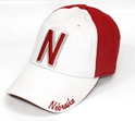 White&Red TW Skinny N Nebraska Cornhuskers, Nebraska  Accessories, Huskers  Accessories, Nebraska  Ladies Hats , Huskers  Ladies Hats , Nebraska White&Red TW Skinny N, Huskers White&Red TW Skinny N
