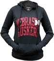 Womens Black Nebraska Huskers Vneck  Hoodie Nebraska Cornhuskers, Nebraska  Ladies Sweatshirts, Huskers  Ladies Sweatshirts, Nebraska  Ladies, Huskers  Ladies, Nebraska  Hoodies, Huskers  Hoodies, Nebraska Womens Black Vneck  Hoodie, Huskers Womens Black Vneck  Hoodie