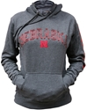 Womens Nebraska Charcoal Hooded Sweatshirt Nebraska Cornhuskers, Nebraska  Ladies Sweatshirts, Huskers  Ladies Sweatshirts, Nebraska  Ladies, Huskers  Ladies, Nebraska  Hoodies, Huskers  Hoodies, Nebraska Womens Block print and Logo Hooded Sweatshirt, Huskers Womens Block print and Logo Hooded Sweatshirt