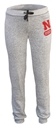 Womens Pepper Legging Sweatpant Nebraska Cornhuskers, Nebraska  Shorts, Pants & Skirts, Huskers  Shorts, Pants & Skirts, Nebraska Shorts & Pants, Huskers Shorts & Pants, Nebraska Womens Grey Boardwalk Legging Sweatpant, Huskers Womens Grey Boardwalk Legging Sweatpant