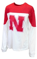 Womens Nebraska Cannondale Top Nebraska Cornhuskers, Nebraska  Ladies Tops, Huskers  Ladies Tops, Nebraska  Ladies T-Shirts , Huskers  Ladies T-Shirts , Nebraska  Ladies , Huskers  Ladies , Nebraska Womens Cannondale LS Tee, Huskers Womens Cannondale LS Tee
