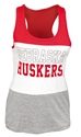 Womens Nebraska Huskers 3 Panel Tank Nebraska Cornhuskers, Nebraska  Ladies T-Shirts, Huskers  Ladies T-Shirts, Nebraska  Ladies Tops, Huskers  Ladies Tops, Nebraska  Ladies, Huskers  Ladies, Nebraska  Tank Tops , Huskers  Tank Tops , Nebraska Womens Nebraska Huskers 3 Panel Tank, Huskers Womens Nebraska Huskers 3 Panel Tank