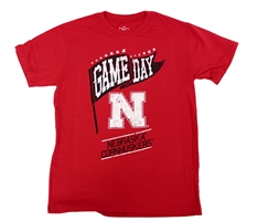 Youth Cornhuskers Game Day Tee Nebraska Cornhuskers, Nebraska  Youth, Huskers  Youth, Nebraska  Kids, Huskers  Kids, Nebraska  Short Sleeve, Huskers  Short Sleeve, Nebraska Youth Cornhuskers Game Day Tee, Huskers Youth Cornhuskers Game Day Tee