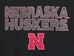 Youth Engage Performance Huskers Hoodie - YT-B8363