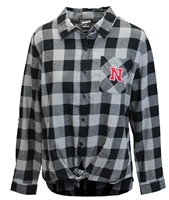 Youth Girls Nebraska Plaid Flannel Nebraska Cornhuskers, Nebraska  Youth, Huskers  Youth, Nebraska Youth Girls Nebraska Plaid Flannel, Huskers Youth Girls Nebraska Plaid Flannel