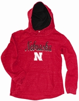 Youth Girls Nebraska Speckle Hoodie Nebraska Cornhuskers, Nebraska  Youth, Huskers  Youth, Nebraska  Kids, Huskers  Kids, Nebraska Girls Red Judo Fleece Speckle Hoodie, Huskers Girls Red Judo Fleece Speckle Hoodie