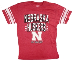 Youth Jersey Blend Go Big Red Shirt Nebraska Cornhuskers, Nebraska  Youth, Huskers  Youth, Nebraska  Kids, Huskers  Kids, Nebraska Youth Jersey Blend Go Big Red Shirt, Huskers Youth Jersey Blend Go Big Red Shirt