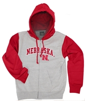 Youth Nebraska Royalty Full Zip Hood Nebraska Cornhuskers, Nebraska  Youth, Huskers  Youth, Nebraska  Zippered, Huskers  Zippered, Nebraska  Kids, Huskers  Kids, Nebraska Youth Nebraska Royalty Full Zip Hood, Huskers Youth Nebraska Royalty Full Zip Hood
