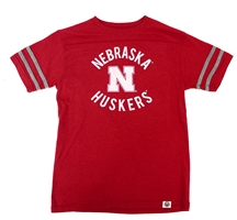 Youth Nebraska Triblend Backfield Tee Nebraska Cornhuskers, Nebraska  Youth, Huskers  Youth, Nebraska  Kids, Huskers  Kids, Nebraska Youth Nebraska Triblend Backfield Tee, Huskers Youth Nebraska Triblend Backfield Tee