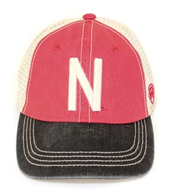 Youth Offroad Husker Trucker Mesh Nebraska Cornhuskers, Nebraska  Youth, Huskers  Youth, Nebraska  Kids Hats, Huskers  Kids Hats, Nebraska Youth Offroad Husker Trucker Mesh, Huskers Youth Offroad Husker Trucker Mesh