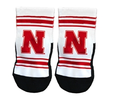 Youth White Classic Stripe N Rockem Socks Nebraska Cornhuskers, Nebraska  Youth, Huskers  Youth, Nebraska  Kids, Huskers  Kids, Nebraska Youth White Classic Stripe N Rockem Socks, Huskers Youth White Classic Stripe N Rockem Socks