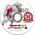 2011 IOWA Husker football, Nebraska cornhuskers merchandise, husker merchandise, nebraska merchandise, nebraska cornhuskers dvd, husker dvd, nebraska football dvd, nebraska cornhuskers videos, husker videos, nebraska football videos, husker game dvd, husker bowl game dvd, husker dvd subscription, nebraska cornhusker dvd subscription, husker football season on dvd, nebraska cornhuskers dvd box sets, husker dvd box sets, Nebraska Cornhuskers, 2011 Iowa