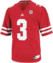 Adidas #3 Replica Football Jersey Nebraska Cornhuskers, Nebraska Jerseys, Huskers Jerseys, Nebraska  Mens Jerseys, Huskers  Mens Jerseys, Nebraska Mens, Huskers Mens, Nebraska  Mens Jerseys, Huskers  Mens Jerseys, Nebraska Adidas #3 Replica Football Jersey, Huskers Adidas #3 Replica Football Jersey