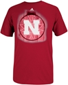 Adidas All Net Basketball Tee Nebraska Cornhuskers, Nebraska  Mens T-Shirts, Huskers  Mens T-Shirts, Nebraska  Mens, Huskers  Mens, Nebraska  Basketball, Huskers  Basketball, Nebraska  Short Sleeve, Huskers  Short Sleeve, Nebraska  Ladies T-Shirts, Huskers  Ladies T-Shirts, Nebraska  Ladies, Huskers  Ladies, Nebraska Adidas All Net Basketball Tee, Huskers Adidas All Net Basketball Tee
