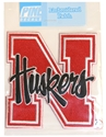 2In Red N Huskers Patch S Nebraska Cornhuskers, Red N Huskers Patch, 2 inch