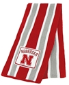 GREY/WHITE/RED STRIPE SCARF 47BND Nebraska Cornhuskers, husker football, nebraska cornhuskers merchandise, nebraska merchandise, husker merchandise, nebraska cornhuskers apparel, husker apparel, nebraska apparel, husker womens apparel, nebraska cornhuskers womens apparel, nebraska womens apparel, husker womens merchandise, nebraska cornhuskers womens merchandise, womens nebraska accessories, womens husker accessories, womens nebraska cornhusker accessories,Grey White Red Stripe Scarf Nebr Graphic