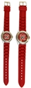Nebraska Red/ White Jelly Watch Nebraska Cornhuskers, Husker football, nebraska merchandise, husker merchandise, accessory, watch, jelly watch