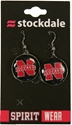 N Huskers Dangle Earrings Nebraska Cornhuskers, Nebraska  Jewelry & Hair, Huskers  Jewelry & Hair, Nebraska  Ladies, Huskers  Ladies, Nebraska  Ladies Accessories, Huskers  Ladies Accessories, Nebraska N Huskers Dangle Earrings, Huskers N Huskers Dangle Earrings