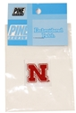 "1"" RED N PATCH Nebraska Cornhuskers, Red N Patch, 1 inch"