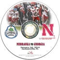 2013 NEBRASKA VS GEORGIA DVD Nebraska Cornhuskers, 2014 Gator Bowl vs Georgia DVD, Nebraska  2013 Season, Huskers  2013 Season, Nebraska  Show All DVDs, Huskers  Show All DVDs, Nebraska  1998 to Present, Huskers  1998 to Present, Nebraska 2013 Nebraska vs Iowa DVD, Huskers 2013 Nebraska vs Iowa DVD