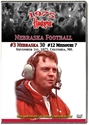 1975 Missouri Husker football, Nebraska cornhuskers merchandise, husker merchandise, nebraska merchandise, nebraska cornhuskers dvd, husker dvd, nebraska football dvd, nebraska cornhuskers videos, husker videos, nebraska football videos, husker game dvd, husker bowl game dvd, husker dvd subscription, nebraska cornhusker dvd subscription, husker football season on dvd, nebraska cornhuskers dvd box sets, husker dvd box sets, Nebraska Cornhuskers, 1975 Missouri