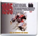 1995 Championship Season Box Set Husker football, Nebraska cornhuskers merchandise, husker merchandise, nebraska merchandise, nebraska cornhuskers dvd, husker dvd, nebraska football dvd, nebraska cornhuskers videos, husker videos, nebraska football videos, husker game dvd, husker bowl game dvd, husker dvd subscription, nebraska cornhusker dvd subscription, husker football season on dvd, nebraska cornhuskers dvd box sets, husker dvd box sets, Nebraska Cornhuskers, 1995 Championship Season DVD Box Set