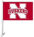 Nebraska Logo Red Car Flag Nebraska Cornhuskers, Nebraska  Flags & Windsocks, Huskers  Flags & Windsocks, Nebraska  Flags & Windsocks, Huskers  Flags & Windsocks, Nebraska  Tailgating, Huskers  Tailgating, Nebraska Vehicle, Huskers Vehicle, Nebraska Nebraska Logo Red Car Flag, Huskers Nebraska Logo Red Car Flag