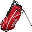 Golf Stand Bag Nebraska Cornhuskers, husker football, nebraska cornhuskers merchandise, husker merchandise, nebraska merchandise, nebraska cornhuskers golf accessories, husker golf accessories, nebraska golf accessories, nebraska golf merchandise, husker golf merchandise, nebraska cornhuskers golf merchandise, Golf Stand Bag