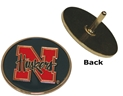 METAL GOLF BALL SPOTTERS Nebraska cornhuskers, husker football, nebraska merchandise, husker merchandise, husker golf items, husker golf equipment, husker golf