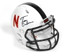 Osborne Unrivaled Mini Helmet Nebraska Cornhuskers, husker football, nebraska cornhuskers merchandise, husker merchandise, nebraska merchandise, husker memorabilia, husker autographed, nebraska cornhuskers autographed, Tom Osborne autographed, Tom Osborne signed, Tom Osborne collectible, Tom Osborne, nebraska cornhuskers memorabilia, nebraska cornhuskers collectible, Osborne Signed Unrivaled Mini Helmet