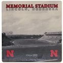 1923 Memorial Stadium Coaster Nebraska Cornhuskers, Nebraska Collectibles, Huskers Collectibles, Nebraska Home & Office, Huskers Home & Office, Nebraska  Game Room & Big Red Room, Huskers  Game Room & Big Red Room, Nebraska  Kitchen & Glassware, Huskers  Kitchen & Glassware, Nebraska  Office Den & Entry, Huskers  Office Den & Entry, Nebraska  Patio, Lawn & Garden, Huskers  Patio, Lawn & Garden, Nebraska 1923 Memorial Stadium Coaster, Huskers 1923 Memorial Stadium Coaster