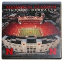 2013 Memorial Stadium Coaster - West Side Nebraska Cornhuskers, Nebraska Collectibles, Huskers Collectibles, Nebraska Home & Office, Huskers Home & Office, Nebraska  Game Room & Big Red Room, Huskers  Game Room & Big Red Room, Nebraska  Kitchen & Glassware, Huskers  Kitchen & Glassware, Nebraska  Office Den & Entry, Huskers  Office Den & Entry, Nebraska  Patio, Lawn & Garden, Huskers  Patio, Lawn & Garden, Nebraska 2013 Memorial Stadium Coaster - West Side, Huskers 2013 Memorial Stadium Coaster - West Side