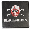 Blackshirts Coaster Nebraska Cornhuskers, Nebraska Blackshirts, Huskers Blackshirts, Nebraska Collectibles, Huskers Collectibles, Nebraska Home & Office, Huskers Home & Office, Nebraska  Game Room & Big Red Room, Huskers  Game Room & Big Red Room, Nebraska  Kitchen & Glassware, Huskers  Kitchen & Glassware, Nebraska  Office Den & Entry, Huskers  Office Den & Entry, Nebraska  Patio, Lawn & Garden, Huskers  Patio, Lawn & Garden, Nebraska Blackshirts Coaster, Huskers Blackshirts Coaster