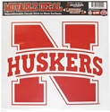 N Huskers Movable Decal Nebraska Cornhuskers, Nebraska  Tailgating, Huskers  Tailgating, Nebraska Stickers Decals & Magnets, Huskers Stickers Decals & Magnets, Nebraska Vehicle, Huskers Vehicle, Nebraska N Huskers Movable Decal, Huskers N Huskers Movable Decal