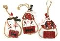 3 Pack Snowmen Metal Ornaments Nebraska Cornhuskers, Nebraska  Holiday Items, Huskers  Holiday Items, Nebraska  Office Den & Entry, Huskers  Office Den & Entry, Nebraska 3 Pack Snowmen Metal Ornaments, Huskers 3 Pack Snowmen Metal Ornaments