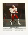 Fryar Autographed Photo Nebraska Cornhuskers, Nebraska One of a Kind, Huskers One of a Kind, Nebraska Fryar Autographed Photo, Huskers Fryar Autographed Photo