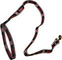 N Huskers Dog Leash Nebraska cornhuskers, husker football, nebraska merchandise, husker merchandise, nebraska leash, husker leash, husker dog leash, nebraska dog leash, husker pet leash, nebraska pet leash