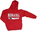 Youth Nebraska Cornhuskers Prep Hoodie Nebraska Cornhuskers, Nebraska  Youth, Huskers  Youth, Nebraska  Kids, Huskers  Kids, Nebraska Youth Prep Hoodie, Huskers Youth Prep Hoodie